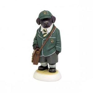 Robert Harrop Harrop's Black Lab Puppy, School Boy