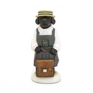 Robert Harrop Harrop's Black Lab Puppy, School Girl