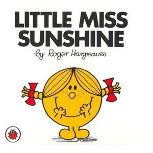 Mr.Men-Little Miss Little Miss Sunshine