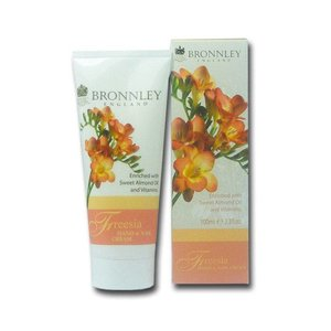 Bronnley Bronnley Freesia Hand and Nail Cream