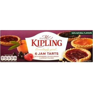 Mr. Kipling Mr Kiplings Jam Tarts