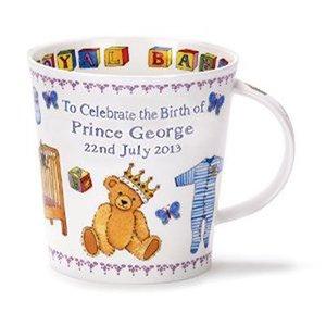 Dunoon Dunoon Cairngorm Royal Baby 2013 Mug