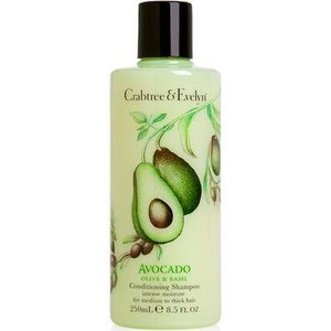 Crabtree & Evelyn C&E Avocado, Olive, and Basil Conditioning Shampoo