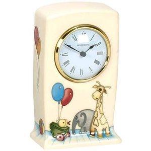 Moorcroft Pottery Moorcroft Nursery Clock CL1