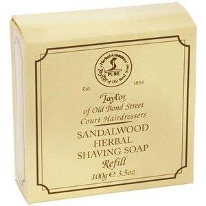 Taylor of Old Bond Street Taylor of Old Bond Sandalwood Herbal Shaving Soap Refill