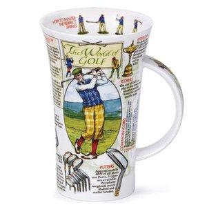 Dunoon Dunoon Glencoe World of Golf Mug