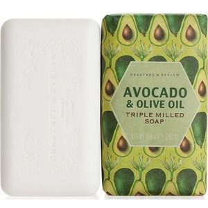 Crabtree & Evelyn C&E Triple Milled Avocado and Olive Oil