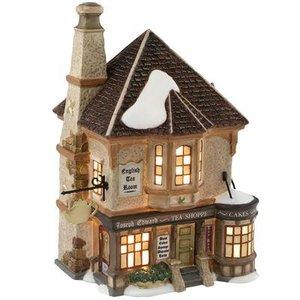 Dicken's Village Dickens Village Series - Joseph Edward Tea Shoppe