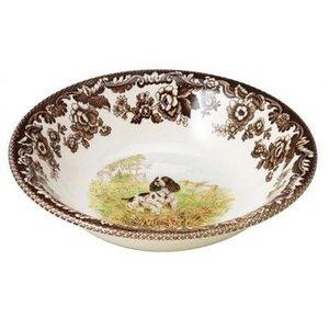 Spode Spode Woodland Cereal Bowl - Spaniel
