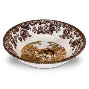 Spode Spode Woodland Cereal Bowl - Beagle