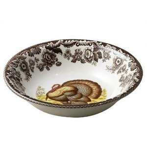 Spode Spode Woodland Ascot Cereal Bowl - Turkey
