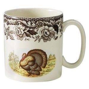 Spode Woodland Mug - Turkey