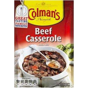 Colman's Colman's Beef Casserole Mix
