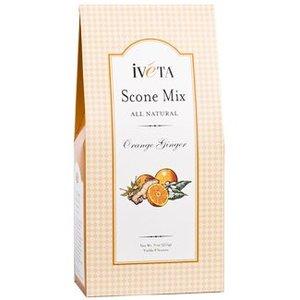 Iveta Gourmet Iveta Gourmet Orange Ginger Scone Mix