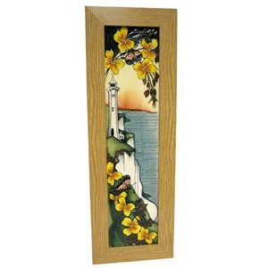 Moorcroft Pottery Moorcroft Dover Plaque - Limited Edition
