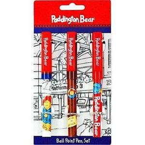 Paddington Bear Paddington Bear Ball Point Pen Set
