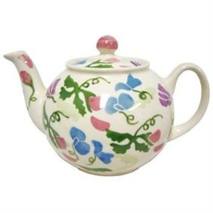 Peregrine Pottery Peregrine Pottery Sweet Pea Teapot (4-6 cups)