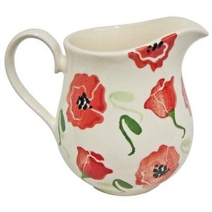 Peregrine Pottery Peregrine Pottery Poppy Medium Jug