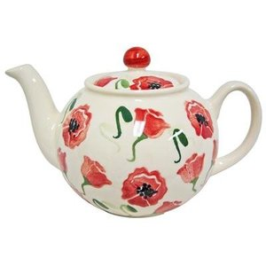 Peregrine Pottery Peregrine Pottery Poppy Teapot (2-4 cups)