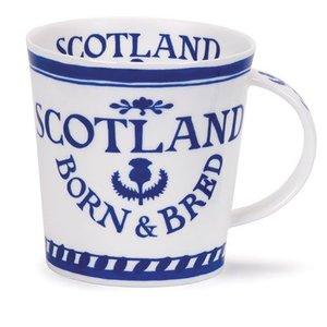 Dunoon Dunoon Cairngorm Born and Bred Mug - Scotland