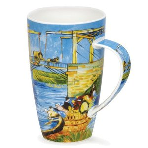Dunoon Dunoon Henley Impressionists Mug - Drawbridge