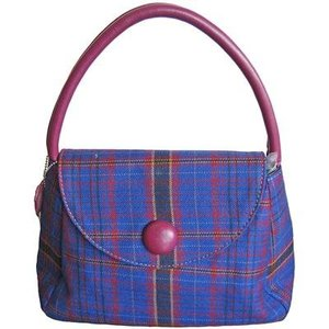 Chantam Chantam Tweed Handbag