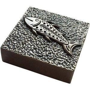 Wild Goose Wild Goose Book of Kells Paperweight - Fish