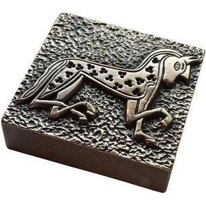 Wild Goose Wild Goose Book of Kells Paperweight - Horse
