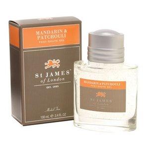 St. James of London St. James Mandarin & Patchouli Post-Shave Gel