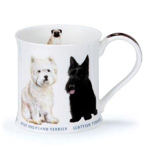 Dunoon Dunoon Wessex Dogs & Puppies Mug - Terrier