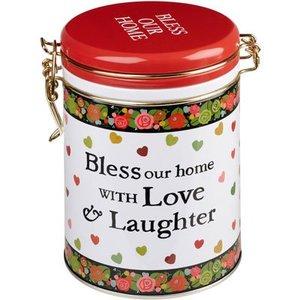 Julie Dodsworth Julie Dodsworth Storage Canister - Love & Laughter