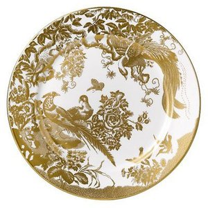 Royal Crown Derby Royal Crown Derby Gold Aves 8 in. Plate