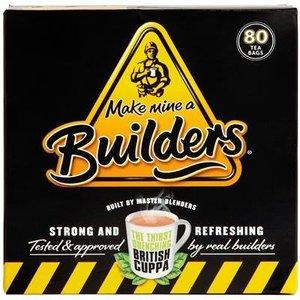 Builder's Builder's Strong British Tea - 40CT