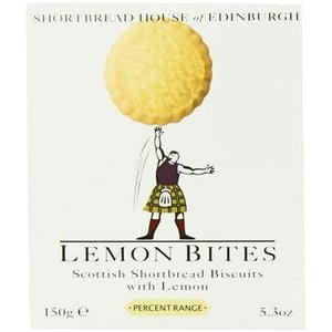 Shortbread House of Edinburgh Shortbread House of Edinburgh Lemon Bites