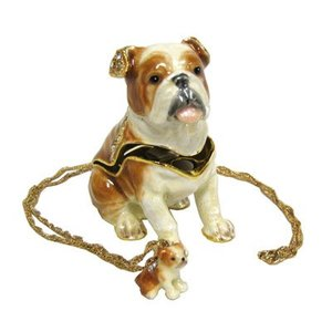 Kingspoint Designs Kingspoint Designs Blissful Bulldog