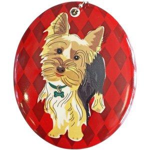 Go Dog Ceramic Ornament - Yorkshire Terrier