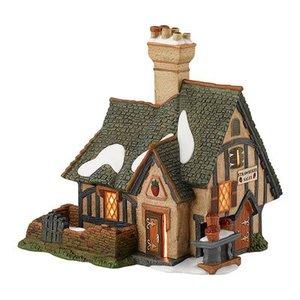 Dicken's Village Dickens' Village Series - Strawberry Cottage