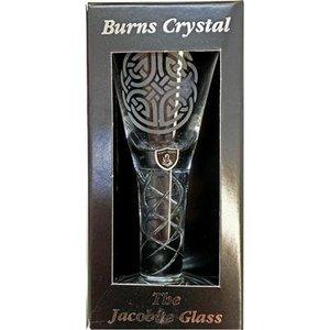 Burns Crystal Burns Crystal The Jacobite Glass