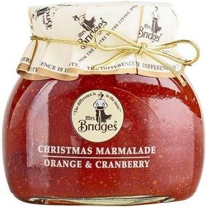 Mrs. Bridges Mrs. Bridges Christmas Marmalade with Cranberry