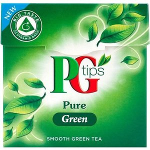 PG Tips PG Tips Pure Green Tea