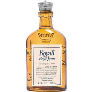 Royall Fragrances Ltd. Royall Fragrances Bay Rhum Aftershave Lotion/Body Cologne
