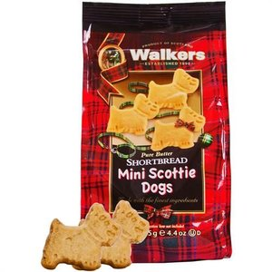 Walker's Shortbread Co. Walker's Mini Scottie Dogs