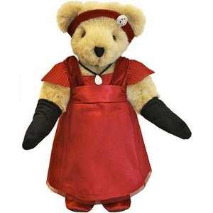 Downton Abbey Collectible Plush Bear - Lady Mary