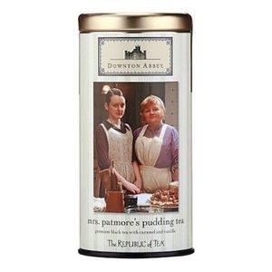 Republic of Tea Republic of Tea Downton Abbey Mrs. Patmore's Pudding Tea