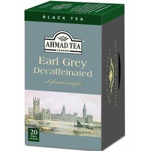 Ahmad Tea Ahmad Decaf Earl Grey 20s
