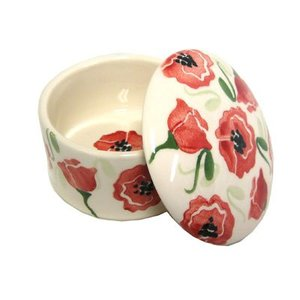 Peregrine Pottery Peregrine Pottery Poppy Small Box