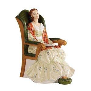 English Ladies Figurines English Ladies Co. Victorian Lady