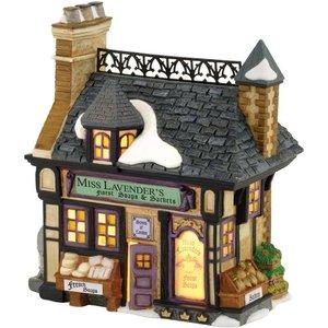 Dicken's Village Dicken's Village Series - Miss Lavender's Soaps
