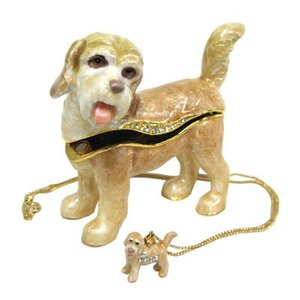 Kingspoint Designs Kingspoint Designs Yellow Labradoodle