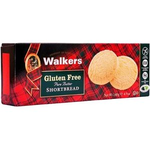 Walker's Shortbread Co. Walkers Gluten Free Shortbread - Pure Butter